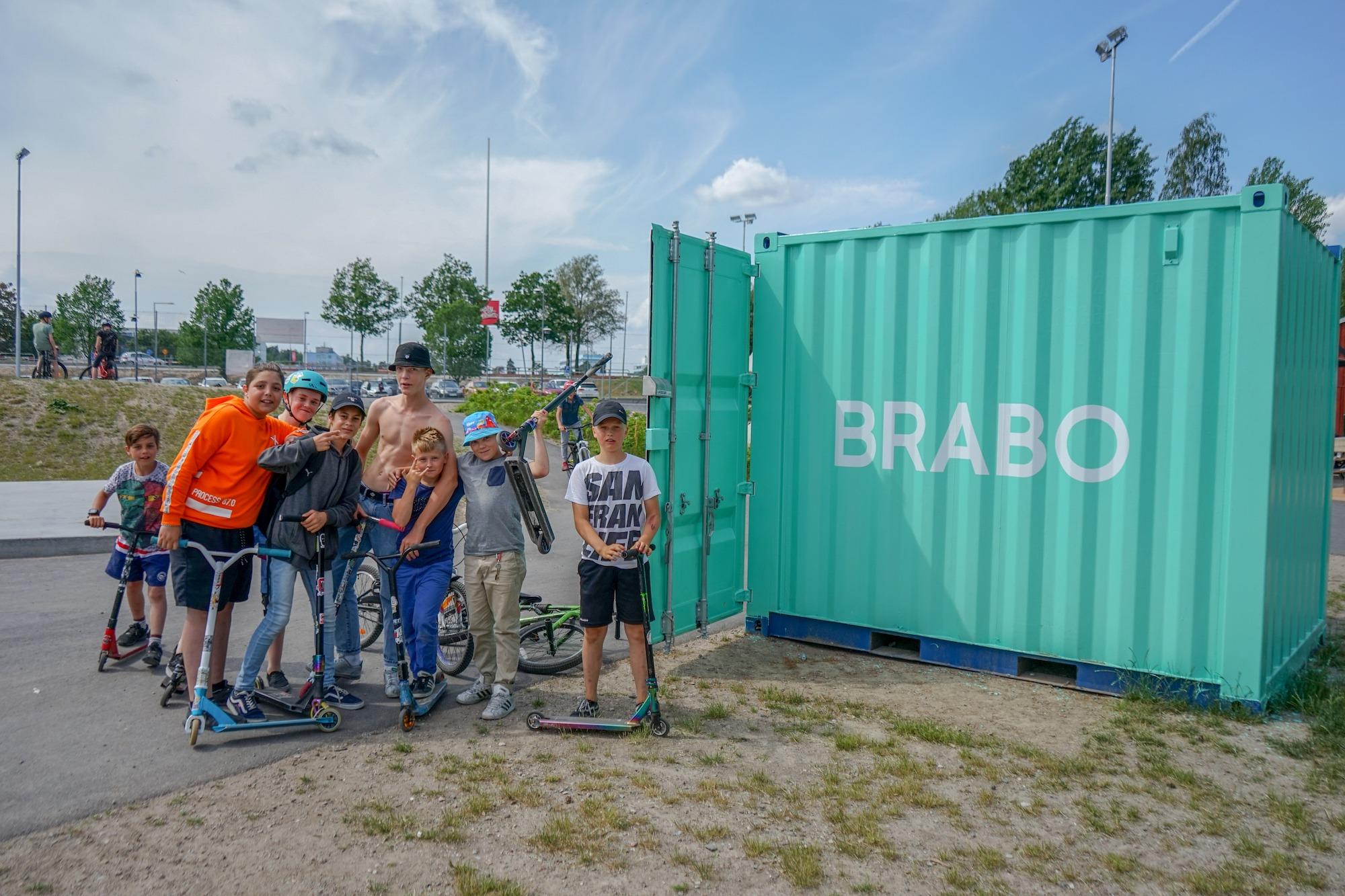 BRABO, brabostockholm, Skatepark, Vilunda, Vilundaparken, Upplands Väsby